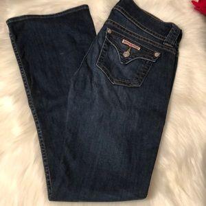 Women Hudson Boot cut Jeans denim 28